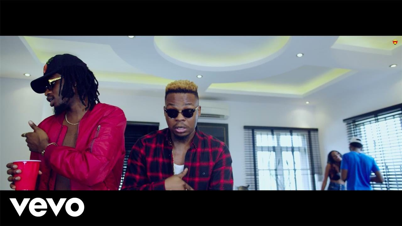 BOJ - Wait A Minute (Official Video) ft  Olamide