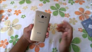 hindi ह द samsung galaxy a3 quick unboxing and hand on review