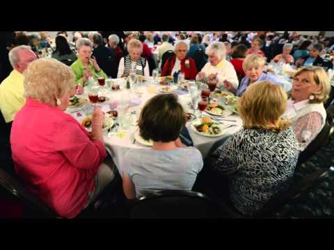 Retirement Luncheon 2014