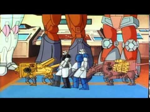 Transformers: The Headmasters Episode 4