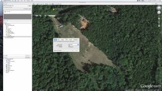 Before buying land, use Google Earth and the RULER TOOL