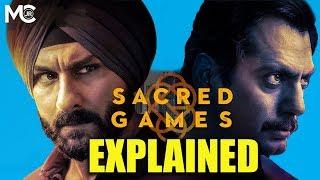 Netflix Sacred Games (RECAP) Ending Explained