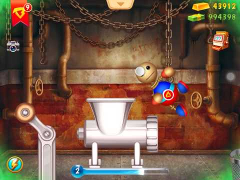 Ipad Super Run With Buddyman Kid Gaming Doovi