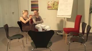 Ausschnitt aus einem Lehrvideo zur Schematherapie