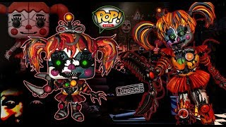 Scrap Baby Custom POP! (Tutorial)
