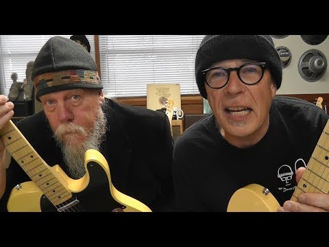 The Doug and Pat Show on The Telecaster