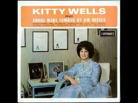 Kitty Wells - Four Walls