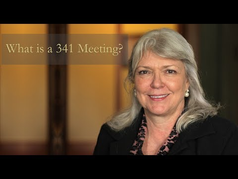 What is a 341 Meeting?