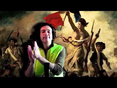 Chanson d'Edith Piaf sauce gilet jaune