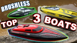 Download lagu Best BRUSHLESS & FAST Budget RC Boats - Top 3 RC Boats 2019 - TheRcSaylors