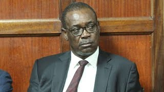 Prosecution pushes Evans Kidero to a legal corner