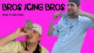 BROS ICING BROS. HOW TO ICE A BRO (ICE YOUR BROS WITH SMIRNOFF ICE GETTING ICED)