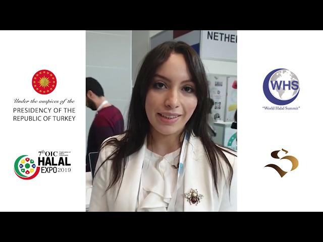 7th OIC Halal Expo 2019 & World Halal Summit- Testimonial- -Archytas Block Chain-Malaysia