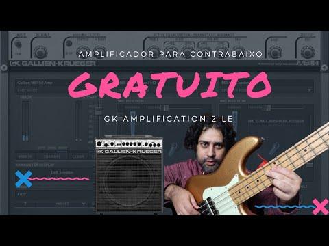 Gravando e Mixando um Contrabaixo com Amplificador Gratuito