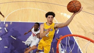 Lakers Stop Pistons 3 Game Win Streak! 2017-18 Season