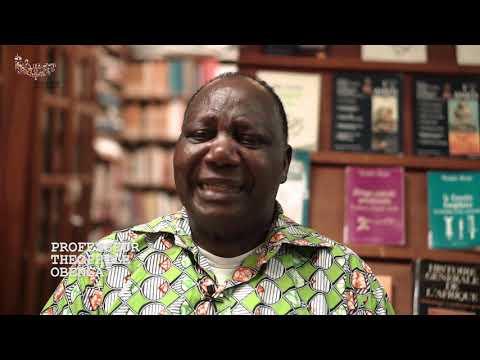 Entretien de la Cameroon Radio Television (CRTV) avec le Pr Théophile OBENGA | 29 Mai 2019