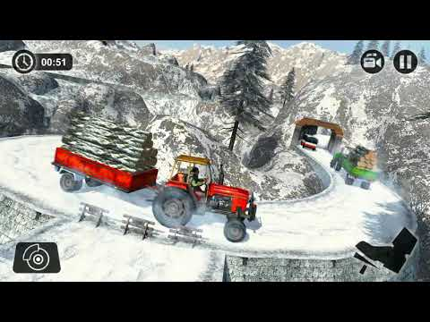 Tractor Cargo Transport For Pc - Download For Windows 7,10 and Mac