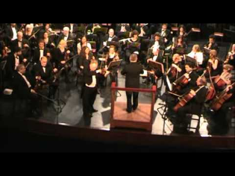Rafael Gintoli Felix Mendelssohn concierto para violin