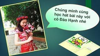 Học tiếng Trung dễ dàng : Bài hát Ba lang zi  guitar Vietsub- cô Đào Hạnh