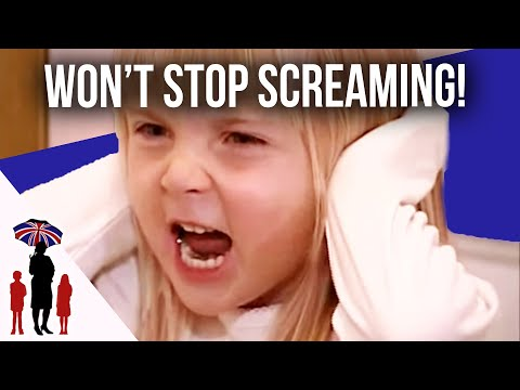 4 Year Old Twins Scream The House Down | Supernanny - YouTube