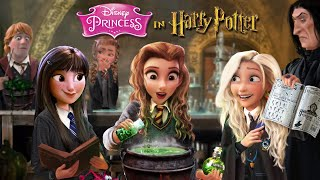 Download lagu Disney Princesses in Harry Potter! ✨ And they all learn magic! Disney Princess MASHUP | Alice Edit!