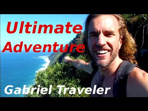 ULTIMATE ADVENTURE! Around the World in 533 Days