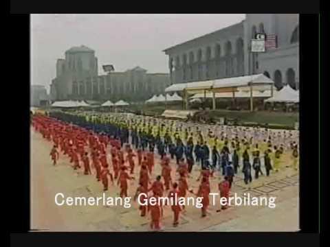 Lagu Patriotik Malaysia - Cemerlang Gemilang Terbilang