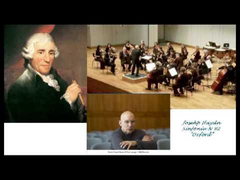 Josehp Haydn Sinfonia n 92  Oxford thumbnail