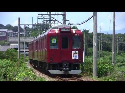 養老鉄道 600型 養老鉄道養老線 石津-美濃山崎 -2015.07.25-