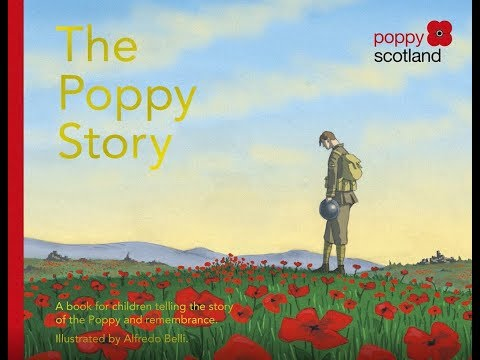 The Poppy Story Book Animation