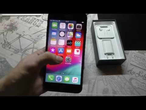 Распаковка смартфона Apple Iphone 8 Plus 64 Gb
