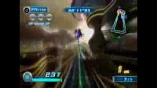 Sonic Riders: Zero Gravity (PS2 Gameplay)