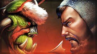 Warcraft (1994) ⚔ Oŗks gegen Menschen ─ Let's Play Warcraft 1: Orcs and Humans (Deutsch/German, DOS)