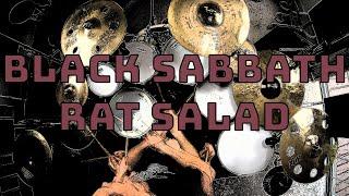 Black Sabbath - Rat Salad // Drum Cover