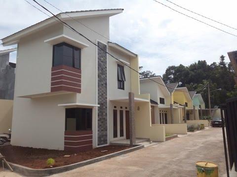 Dijual Rumah 2 Lantai Cluster Dekat Tol Bekasi Timur Harga 685 Juta