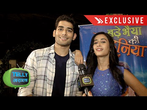 Bade Bhaiya ki Dulhaniya | Priyanshu Jora And Namita Dubey Exclusive Interview | Sony