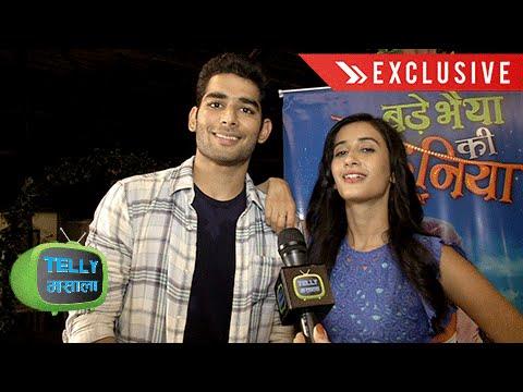 Bade Bhaiya ki Dulhaniya  Priyanshu Jora And Namita Dubey Exclusive   Sony