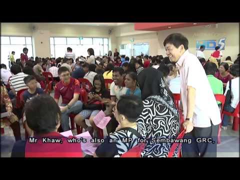 Khaw Boon Wan: Enough HDB Flats To Meet Rising Demand - 25Nov2012