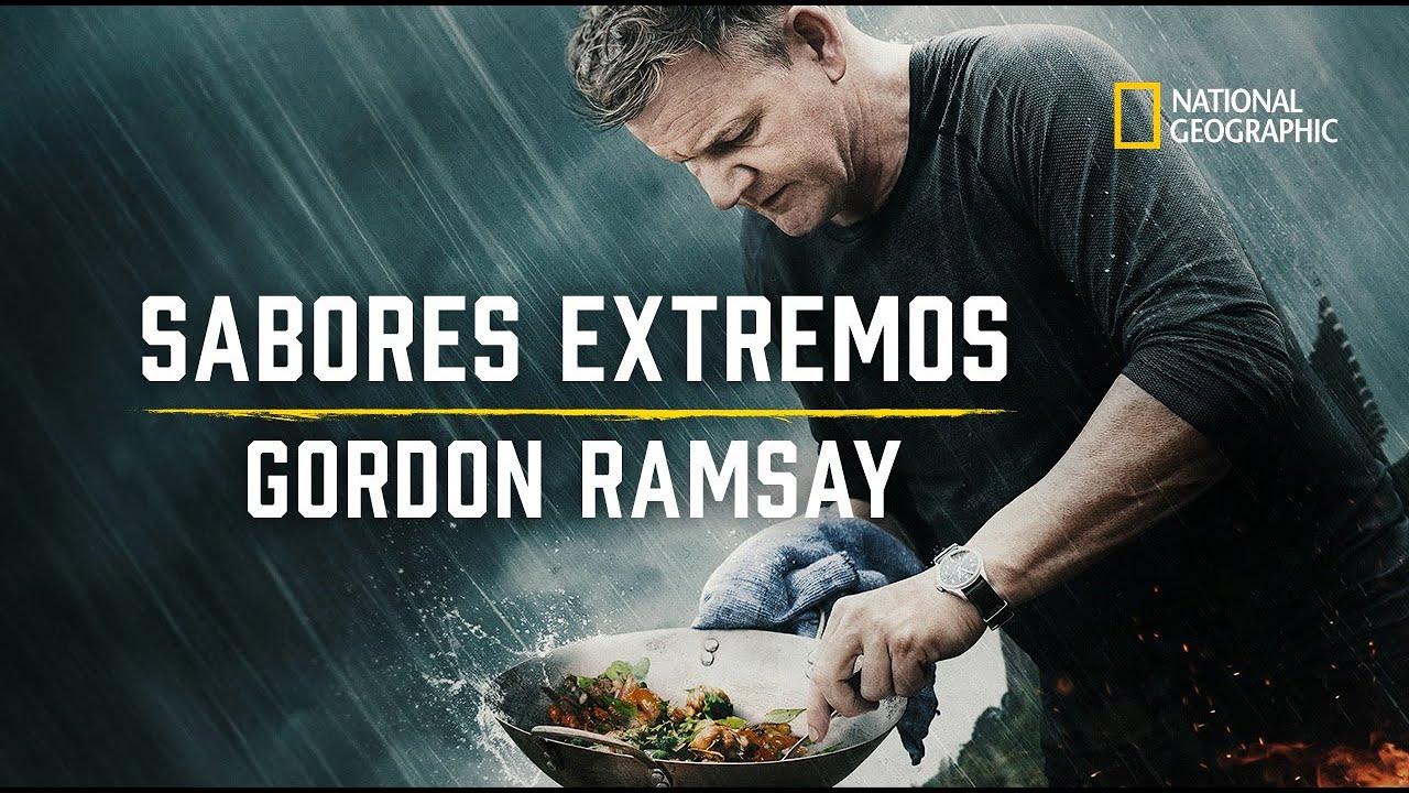 Sabores da Louisiana: Delicia de Peixe com Gordon Ramsay