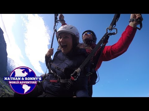 #08 | Interlaken, Switzerland - Paragliding & Adventure Park