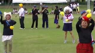 恋するフォーチュンクッキー 有明高校 閉校記念 体育祭バージョン