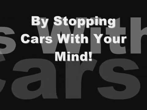 Stopping Cars With Your Mind by Devin Knight (fast computers)
