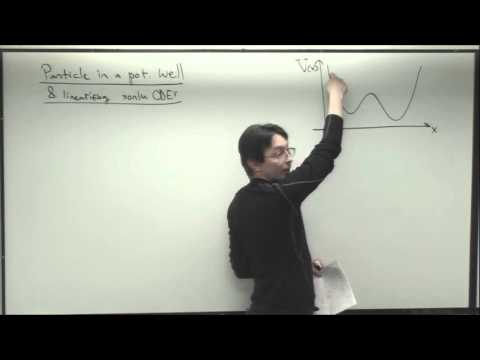 ME564 Lecture 10: Examples of nonlinear systems: particle in a potential well