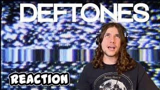 Metalhead REACTS to Urantia by DEFTONES