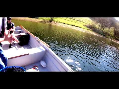 Fishing Clatworthy Reservoir 2019