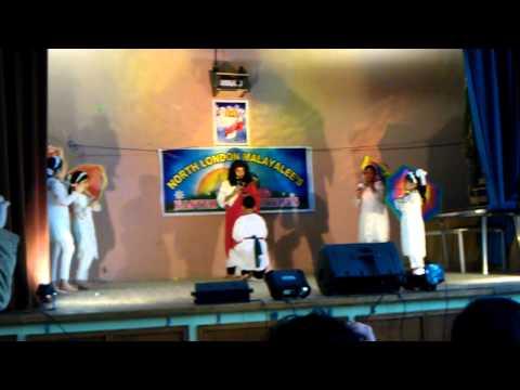 Easter 2012:Opening Dance-Albhuthangal Theernitila