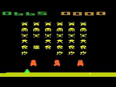 Image result for space invader atari