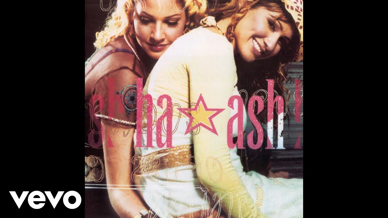 HA-ASH - Pobre Diabla (Audio)