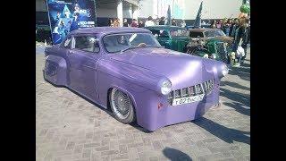 ГАЗ 21(ВОЛГА) на 1uz-fe V8 4.0 (290 л.с.) ДА это ГАЗ 21!GAZ 21 ''Сustom Reincarnation''