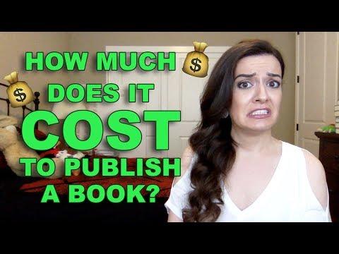 How Much Does It Cost to Write and Publish a Book?